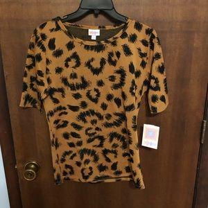LulaRoe Leopard Gigi